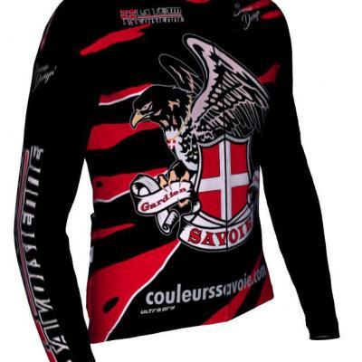 Maillot cycliste Couleurs Savoie