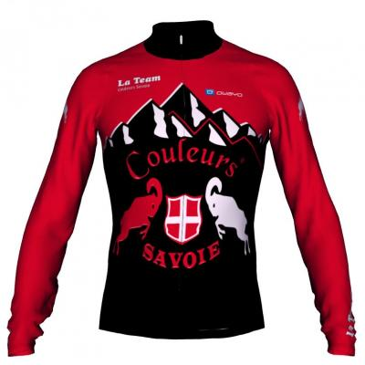 Maillot cycliste ML HIVER