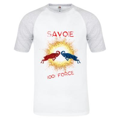 T-shirt SAVOIE 100 % Force