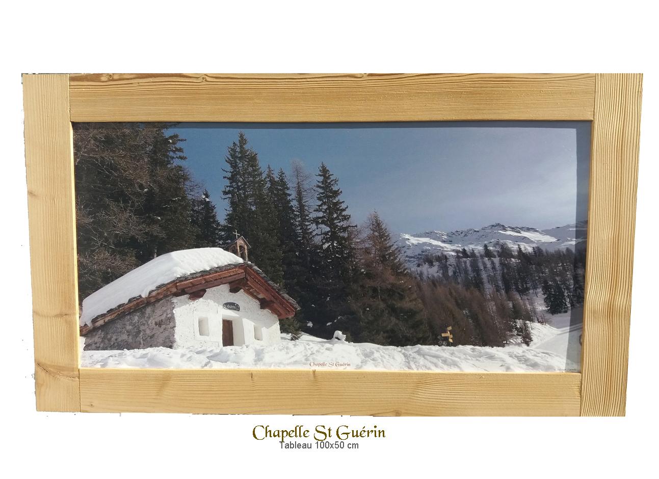 Tableau-chapelle-st-guerin-100x50cm-couleurssavoie