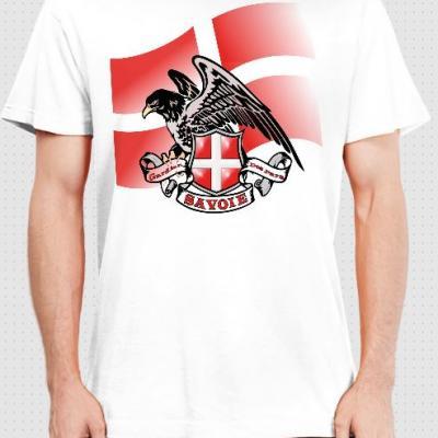 T-shirt homme les gardiens des Pays de Savoie