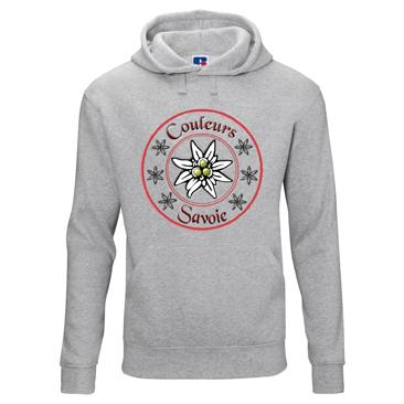 SWEAT mixte épais Edelweiss