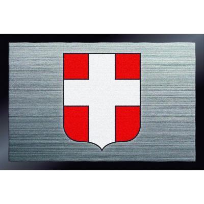 TAPIS Blason Savoie