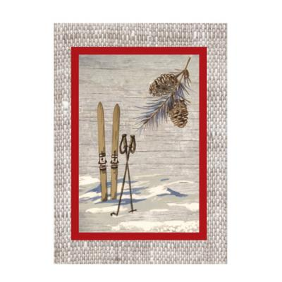 TORCHON Ski-bâtons