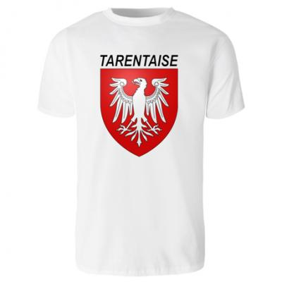 T-shirt Tarentaise blason face